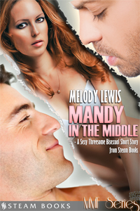 Mandy in the Middle   by Melody Lewis