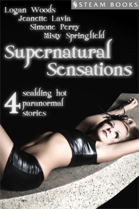 Supernatural Sensations    Available Now!   Amazon ,  Barnes & Noble ,  iTunes ,  Kobo ,  All-Romance-Ebooks ,  Google-Play , and more!