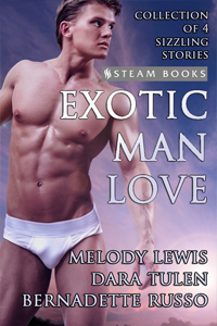 Exotic Man Love    Available Now!   Amazon ,  Barnes & Noble ,  iTunes ,  Kobo ,  All-Romance-Ebooks ,  Google-Play , and more!