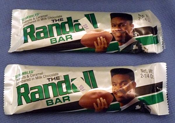 Collectible of the Week! Who didn't want a Randall Bar in 1992? Read more...