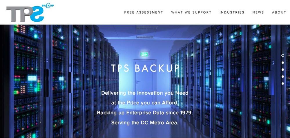 TPS Backup