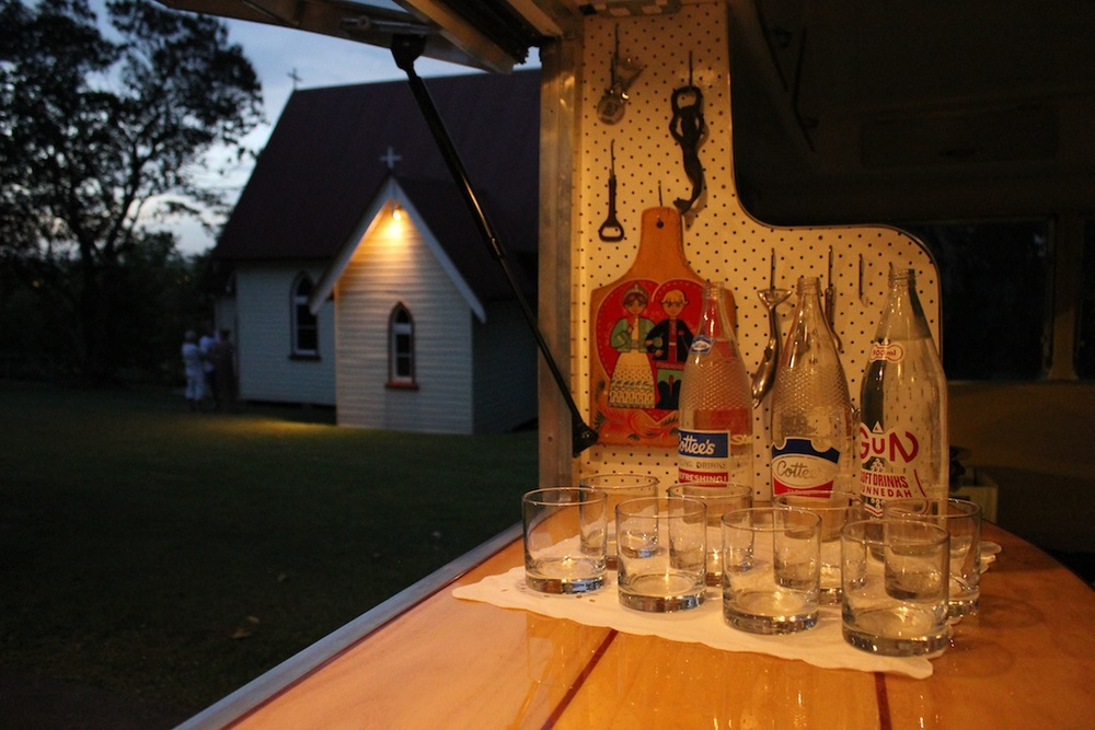 Gallery the canavan mobile bar and event space for for 100 mile table