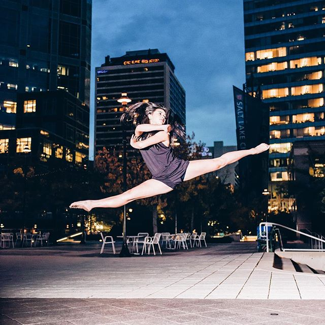 Stunning shot of this dancer from @binghamdanceco rocking our black romp! 🙌🏼 We love doing team wear! Interested? hi@katieandkellie.com // ps we're gearing up for the big holiday weekend so stay tuned for some sales 🎉