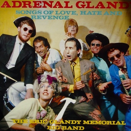 THE ERIC GLANDY MEMORIAL BIG BAND