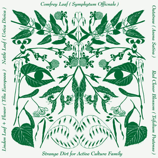 Plant Spirit Medicine Educational Bandana
