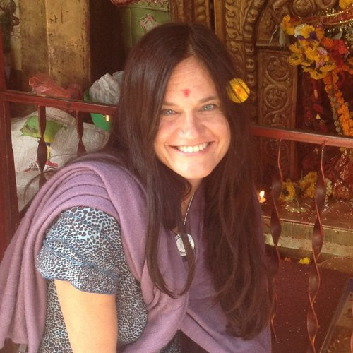 For episode number 4 we are joined Yogini, Priestess and Goddess Scholar  Laura Amazzone. Laura is the author of the book,
