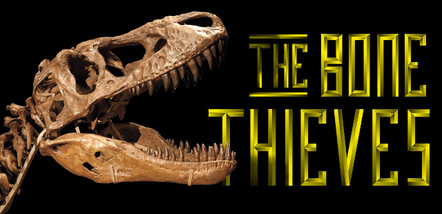 Brett Forest investigates dinosaur fossil smuggling process from deep down in the  Gobi desert.