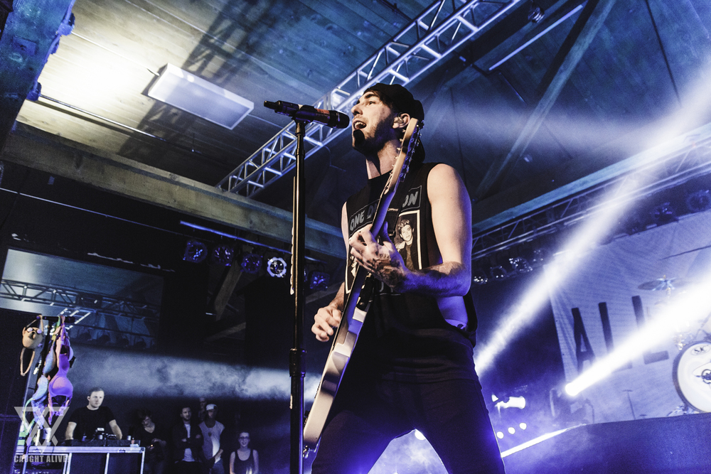 Future Hearts Tour Showbox Sodo, Seattle, WA May 6, 2015