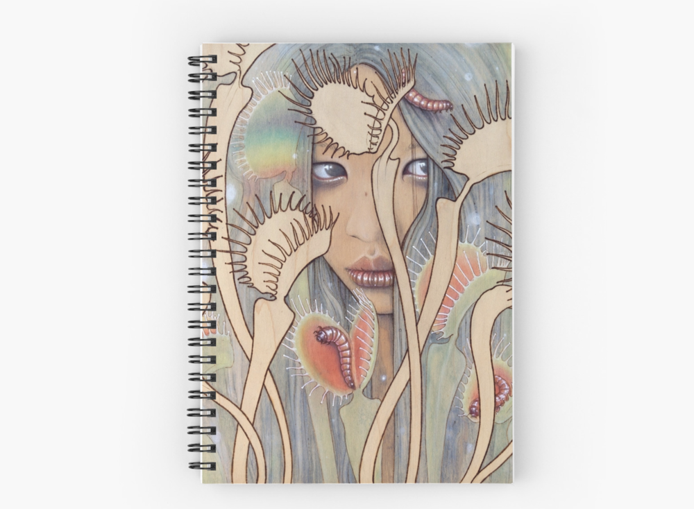 RedBubble has lots of great accessories, apparel, notebooks and more!