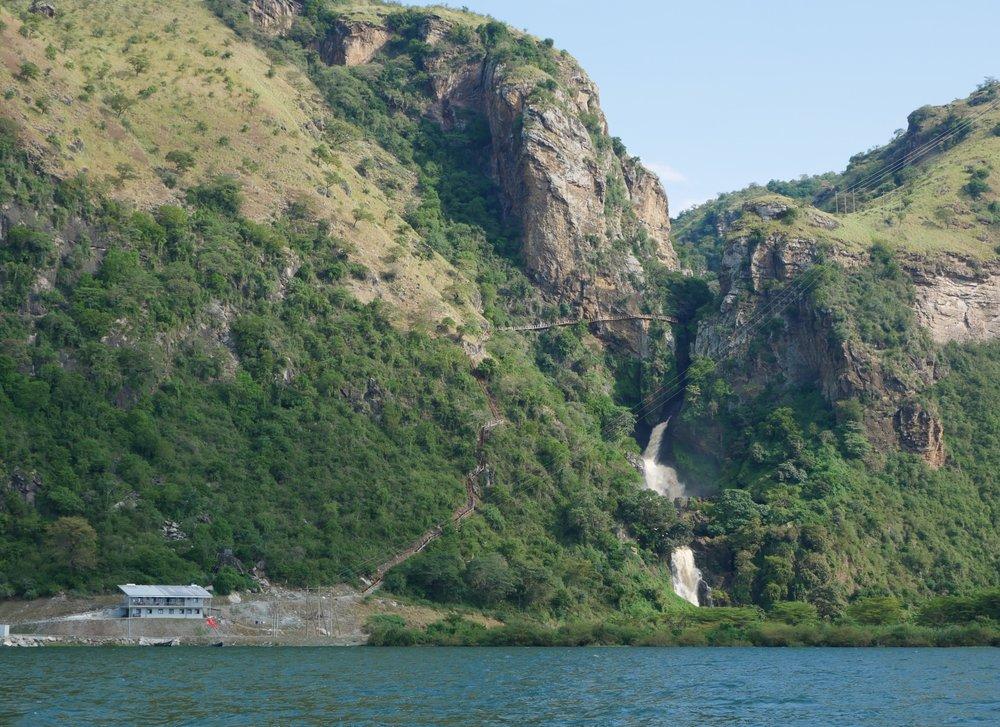 Nkusi River, Uganda
