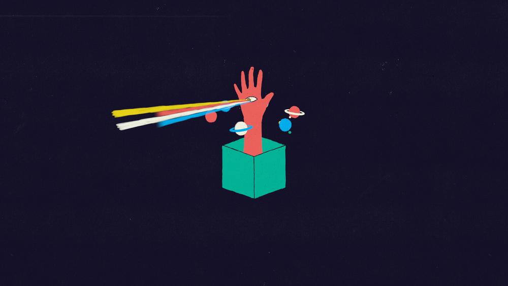 CHAOSMOS - animation sequence