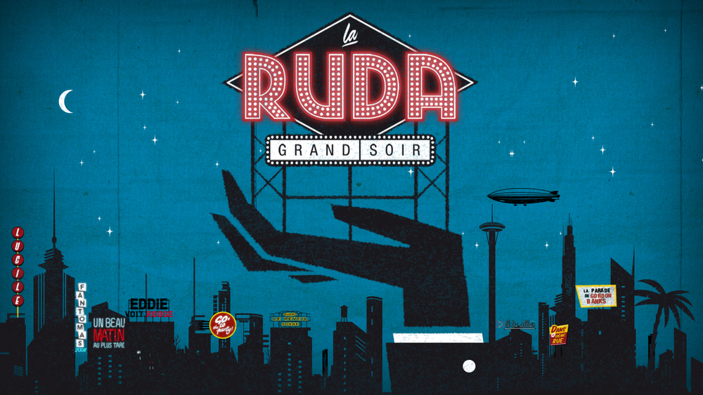 LA RUDA - Grand Soir