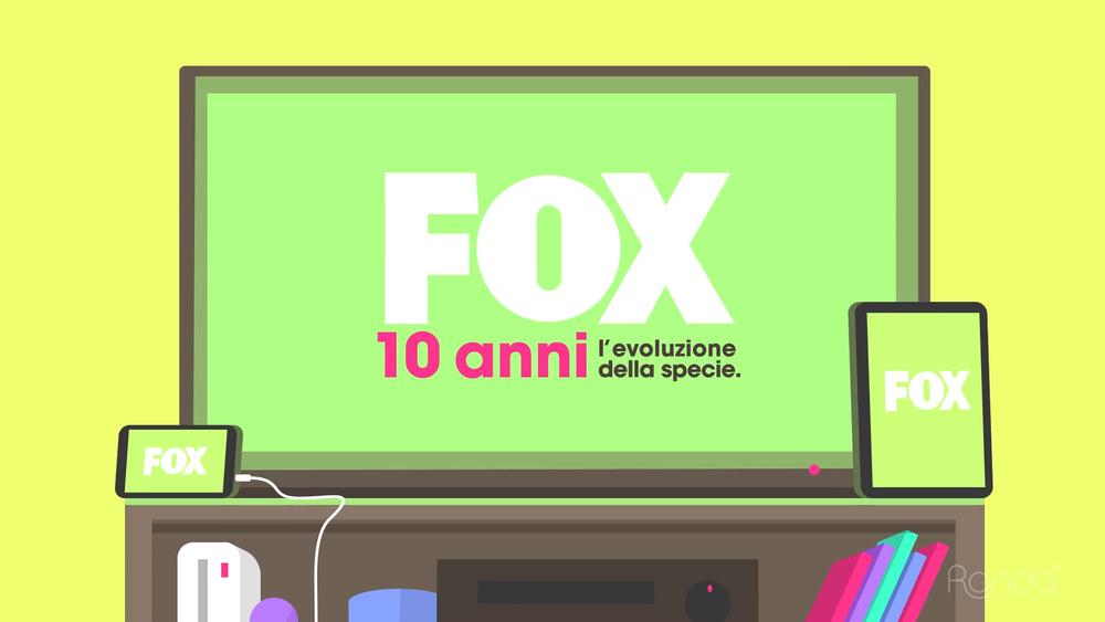 FOX 10 AÑOS- Ids