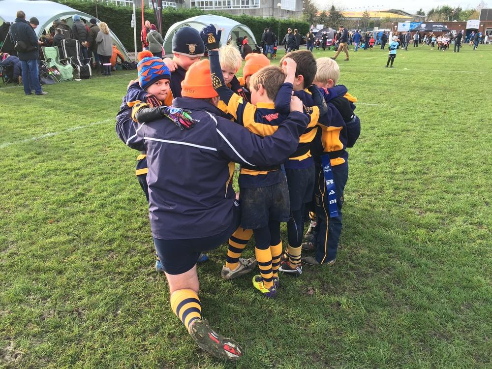 Sevenoaks 1 Huddle
