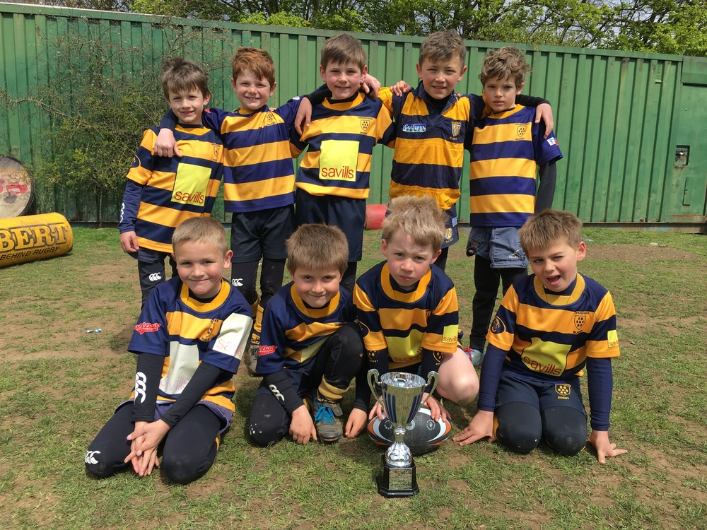Our Cup Winners!