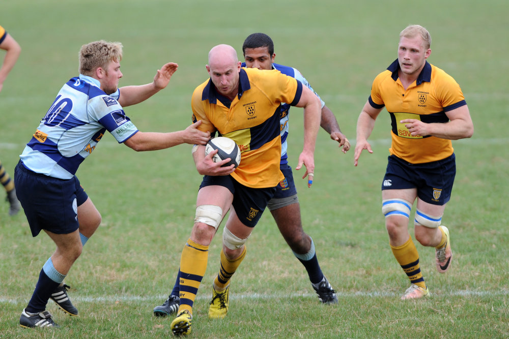 SEVENOAKS RUGBY 1ST XV VERSUS DOVER 24 SEPT 2016 Photo credits: Dave Purday