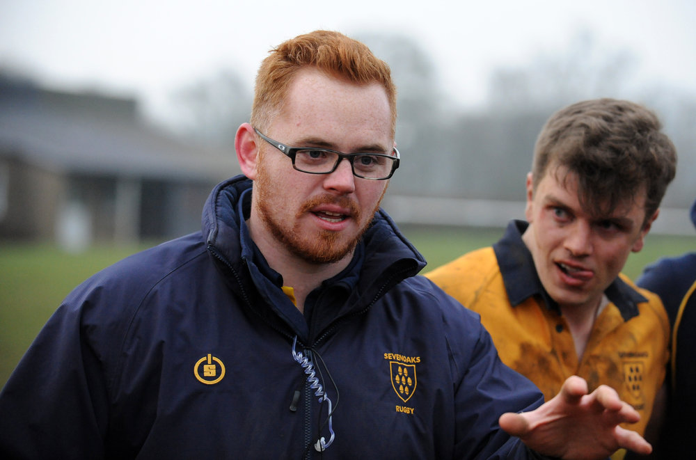 Head Coach Adam Bowman has challenged his squad to be focused ahead of the season kick-off.  Photo Credit: David Purday