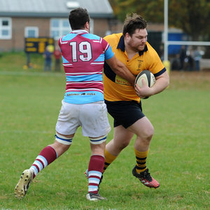 Oaks 1st XV welcome back Dan Power this weekend.  Photo Credit: David Purday