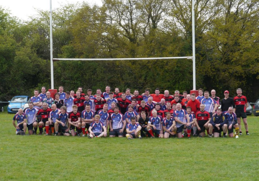 Remembering Jim.  Oaks and Vigo together at the Jim Monks Memorial Match in 2014
