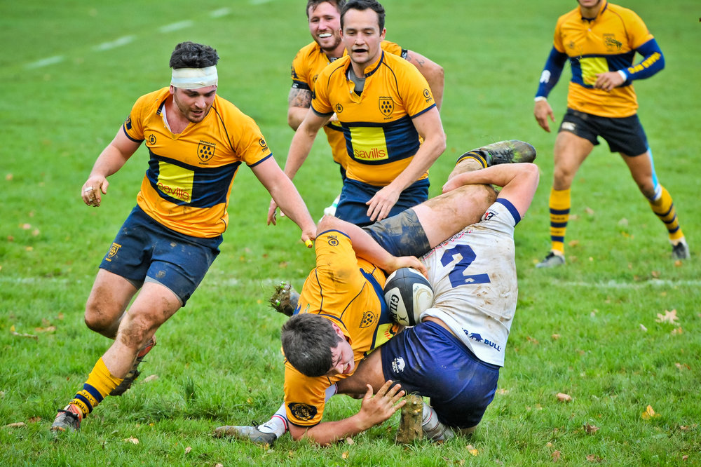 Oaks battled on...check out the action shots from the match in the Photo Gallery. Photo credit: Dave Purday.