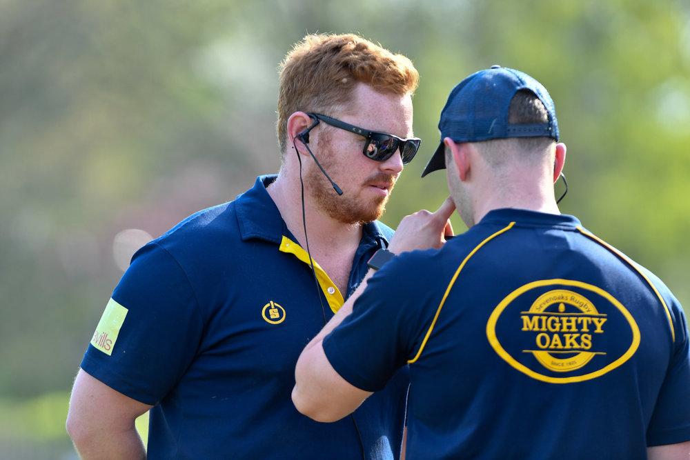 Head Coach Adam Bowman has been pleased with pre-season preparations and feels Oaks are in good shape ahead of the season kicking off.  Photo Credit: David Purday