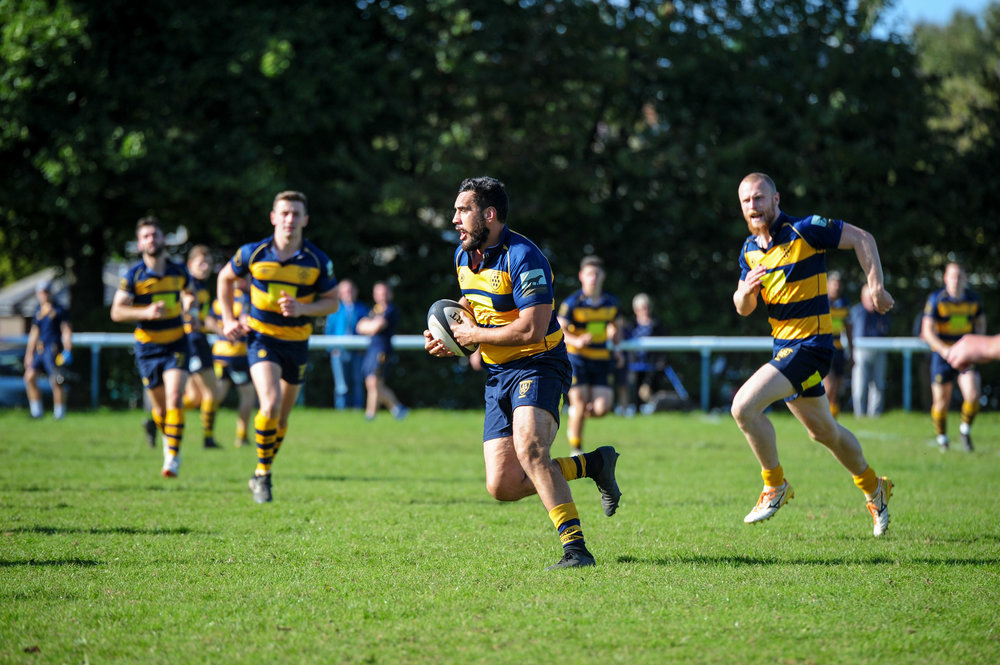 OAKS V COBHAM 29 OCT 2018  Photo credit: Wesley Filtness