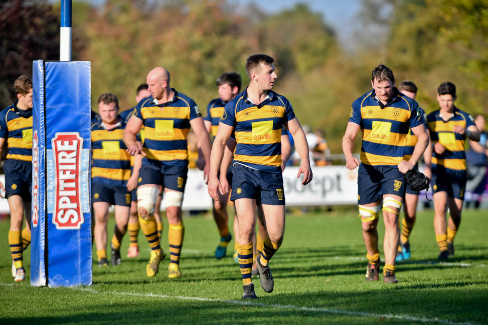 OAKS 1ST XV v WESTCOMBE PARK 20 OCT 2018 Photo credit: Dave Purday