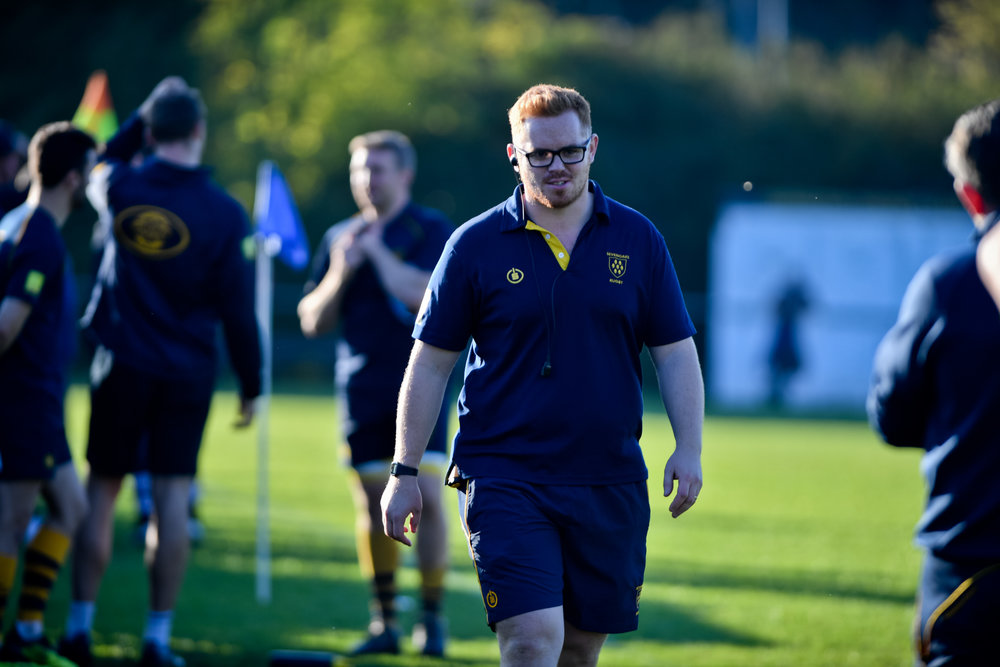 Head Coach Adam Bowman has called on Oaks to re-focus again this week and put in another controlled performance. Photo Credit: David Purday