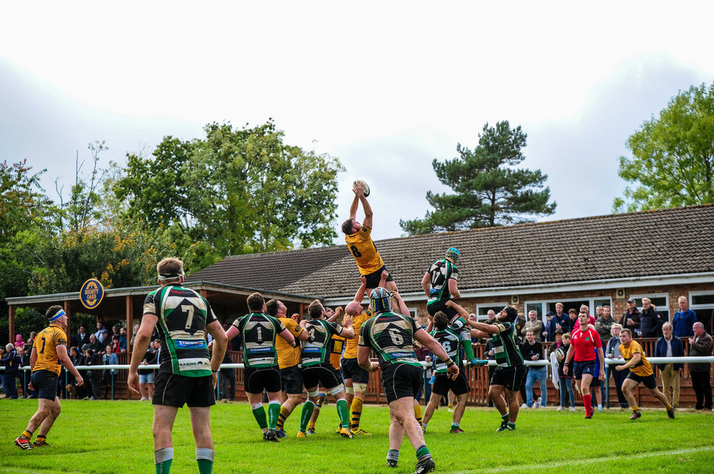 Oaks drew 20-20 with Tottonians last time this weekends opponents came to the Paddock in September 2017. Photo Credit: David Purday
