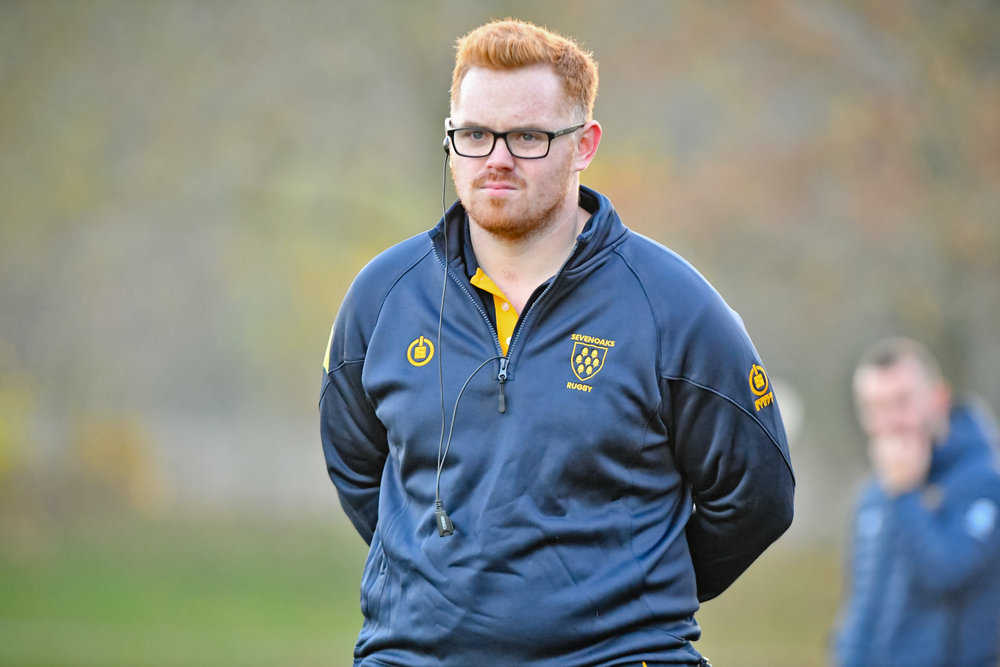 Despite the loss against Camberley, Head Coach Adam Bowman was pleased with the character shown by his side. Photo Credit: David Purday