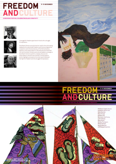 Freedom and Culture poster