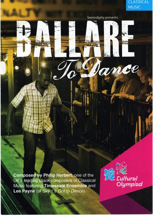 Ballare: To Dance poster.