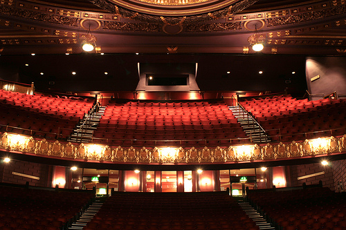 Palace Theatre, Manchester