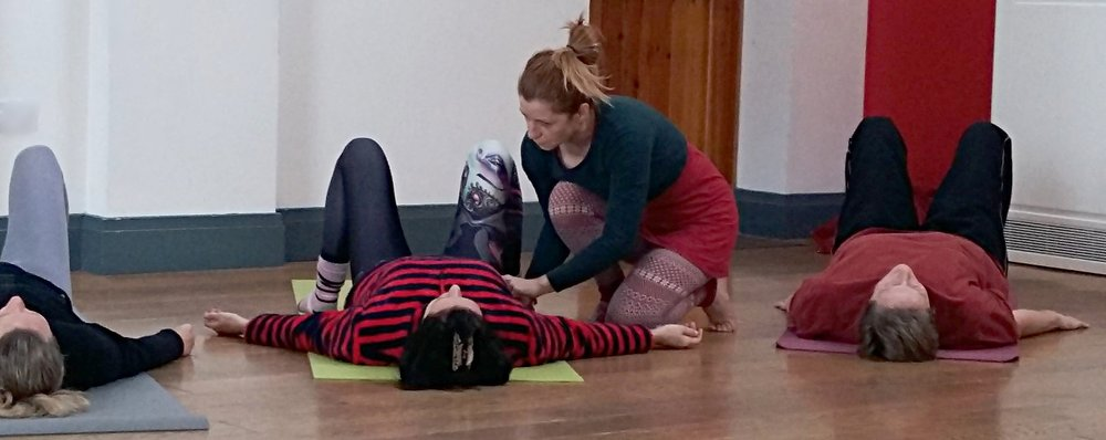 Beginners Yoga with Debbie at Whittle-le-Woods Village Hall