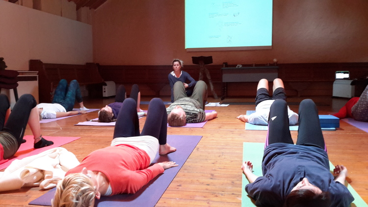 Deepen Your Yoga with Debbie