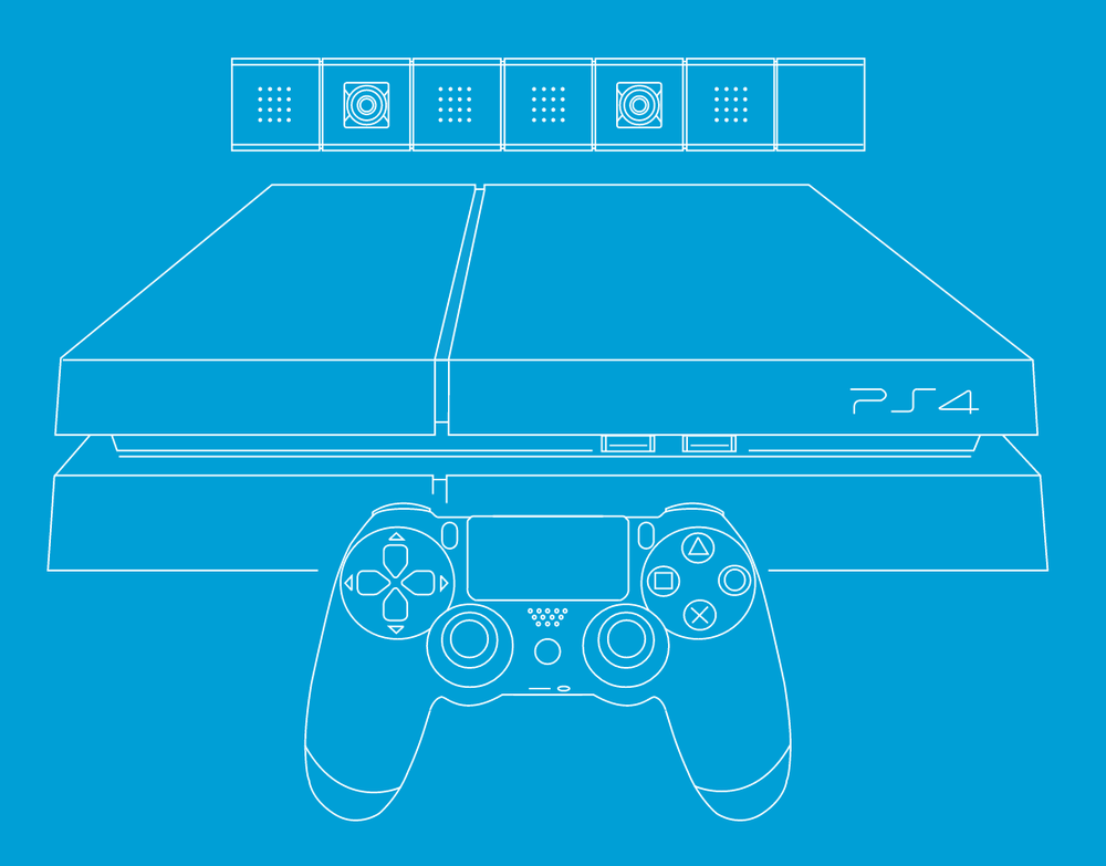 Drawing Smooth Lines Xbox One : Ps line drawing