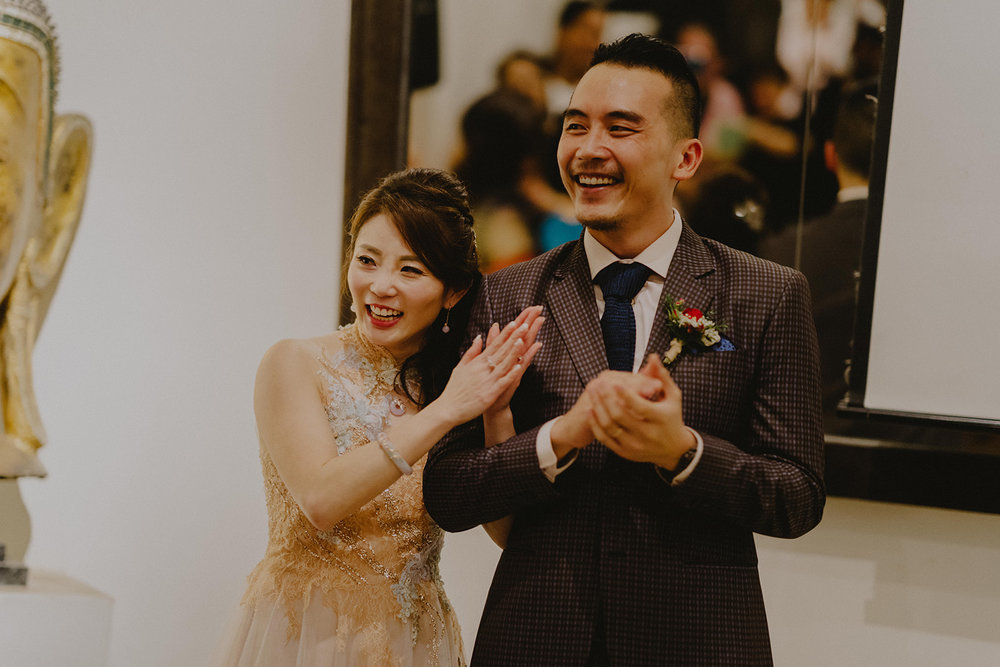 Jocelyn + Kelvin's Wedding Day  (Photography by Ppairs Collective)