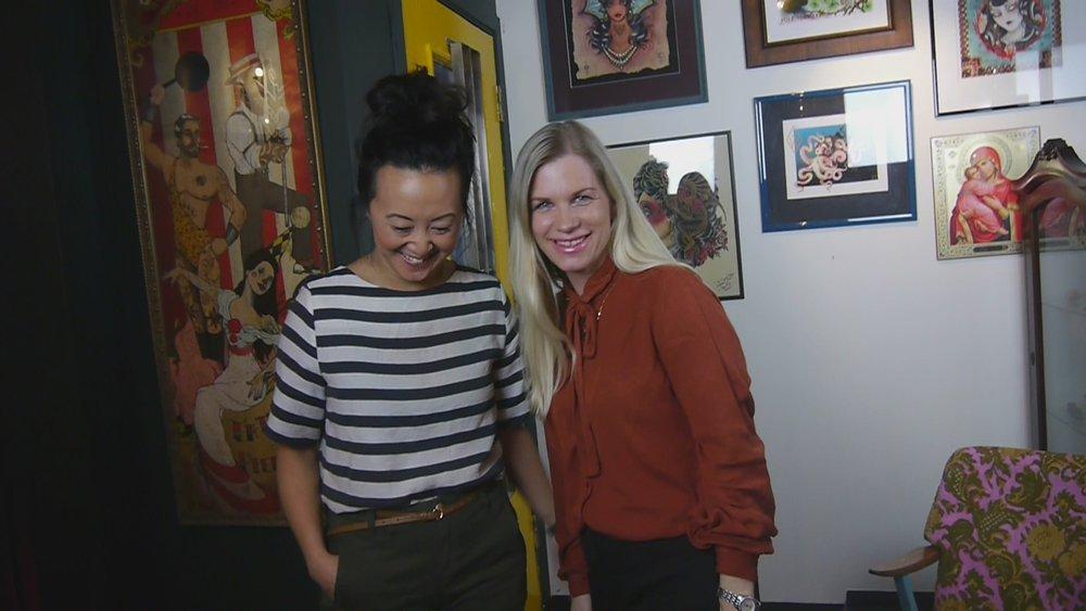 Her fra opptaket denne uken med Ingvild Lindås,daglig leder på Bob Stylister og kjente artister sin foretrukne stylist! :) Hun forteller om oppdagelsen av hvor bra godt design er. Mer om dette, siste uken i april
