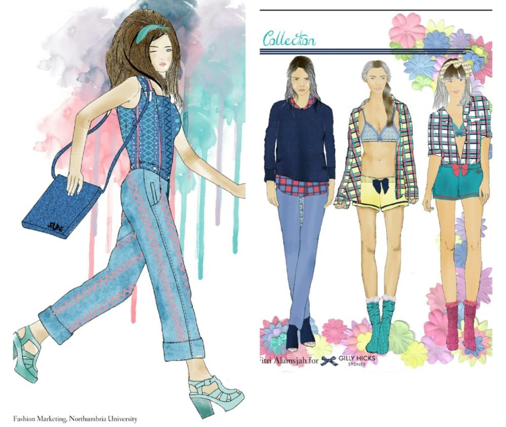 Fitri Alamsjah // Fashion Marketing // Northumbria Univeristy // 2014