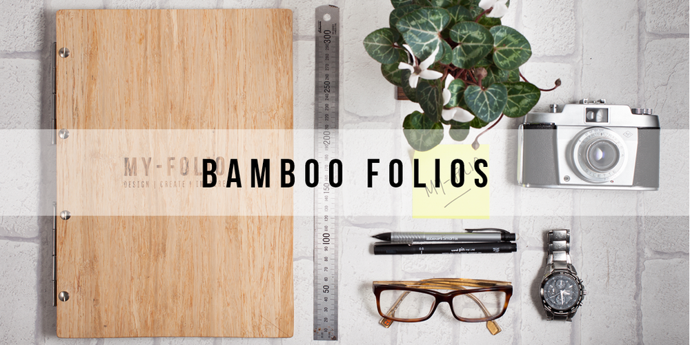 Shop Bamboo Custom Portfolios