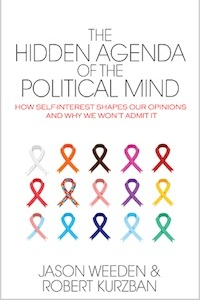 The Hidden Agenda of the Political Mind