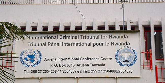 ICTR Office banner