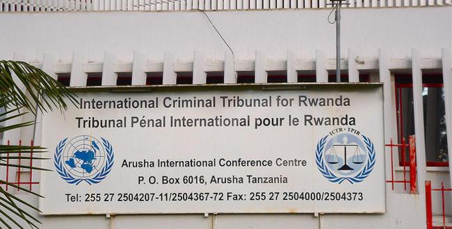 ICTR Office banner