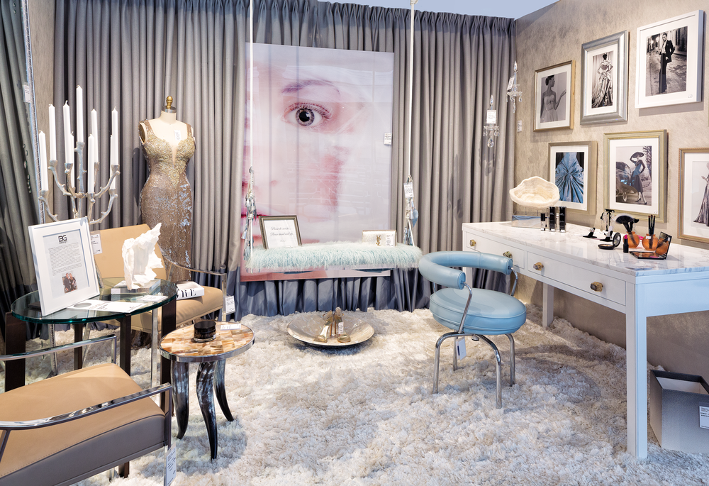 Venue Magazine: Design on a Dime Interview