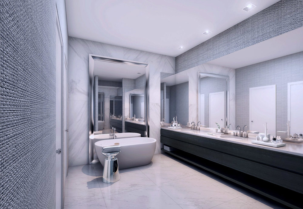 luxury commercial residential interior designs at giralda place coral gables - Interior Luxury Design