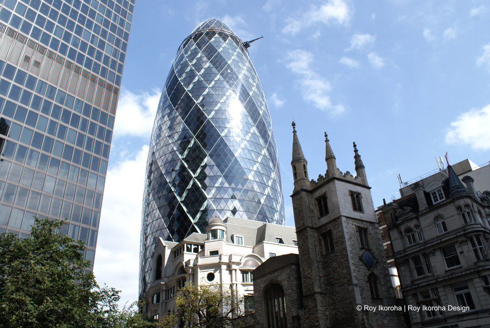 30 St Mary Axe | © Roy Ikoroha