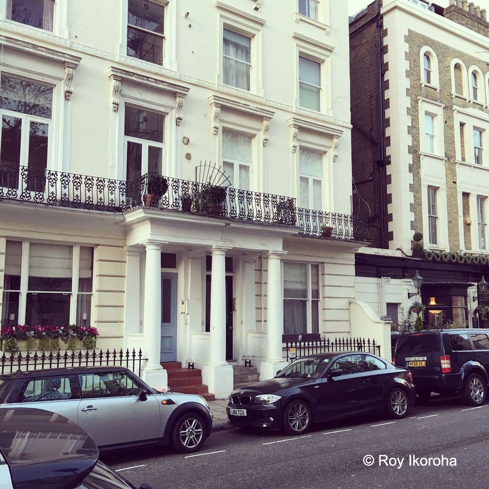 Dawson Place, Notting Hill, London