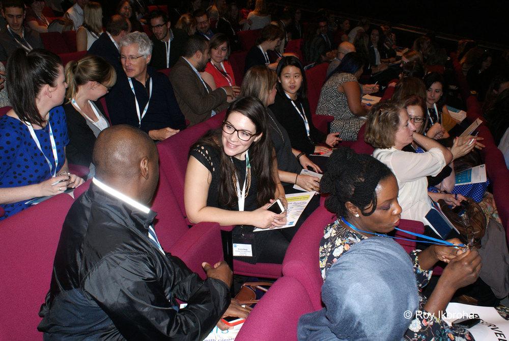 Media Trust Summit 2015 | Copyright Roy Ikoroha