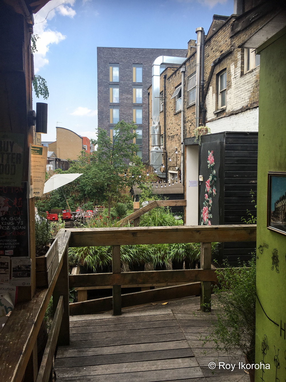 Dalston Eastern Curve Gardens, Dalston, London