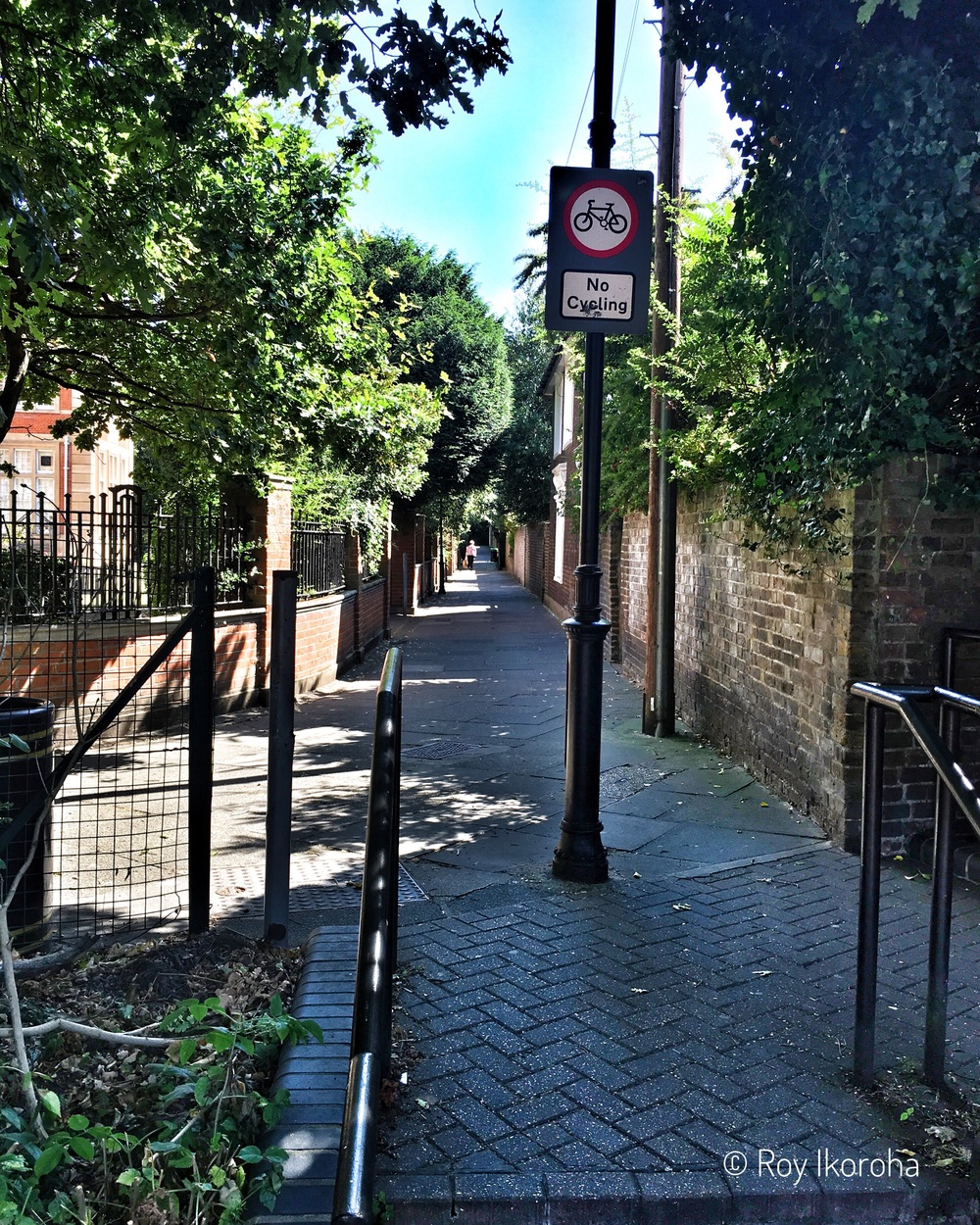 Pathway, Enfield Town, London